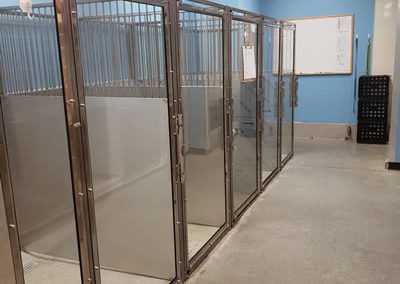 Pet Boarding: Deluxe Kennel